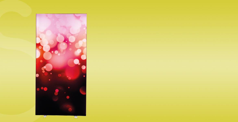 Infoscan-LED-wand-met-doek