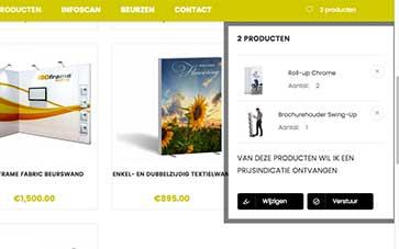 infoscan-presentatiesystemen-verlanglijst-invullen