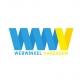 www geel blauw