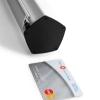 creditcard en buis