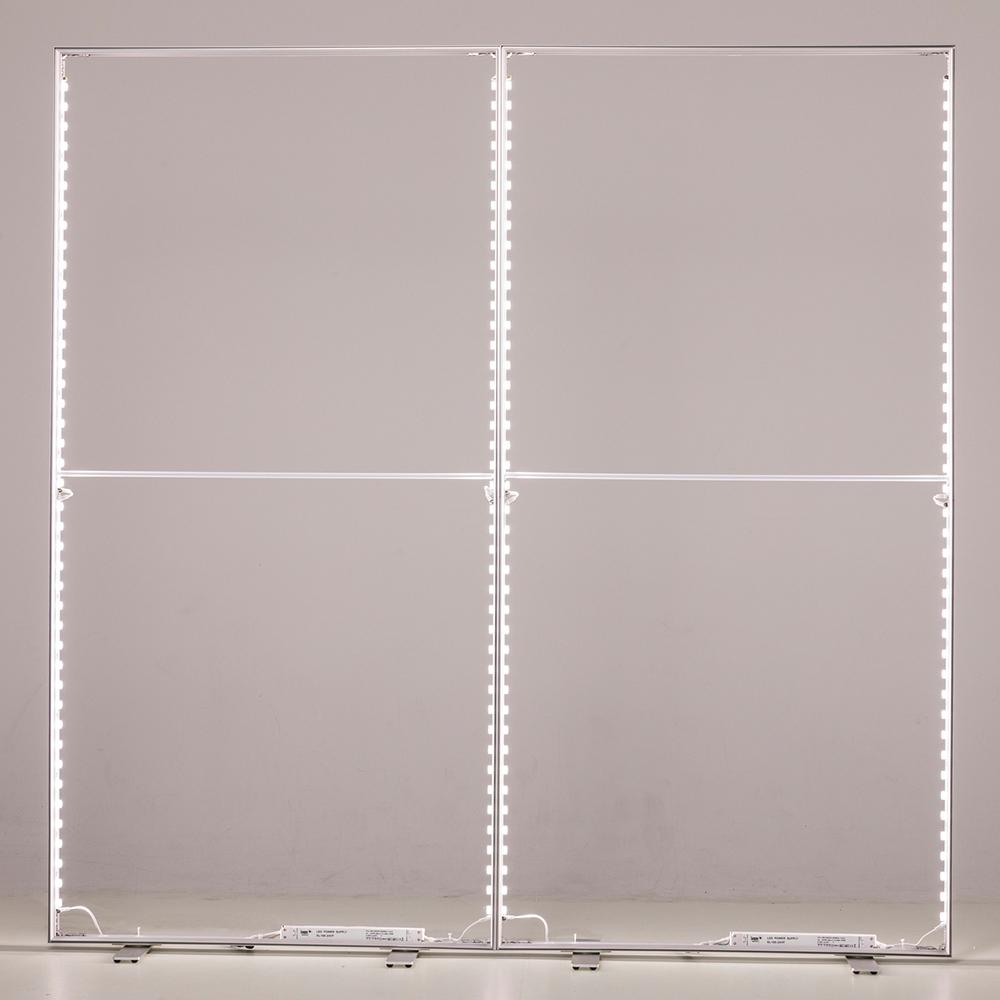 4x4 frame led