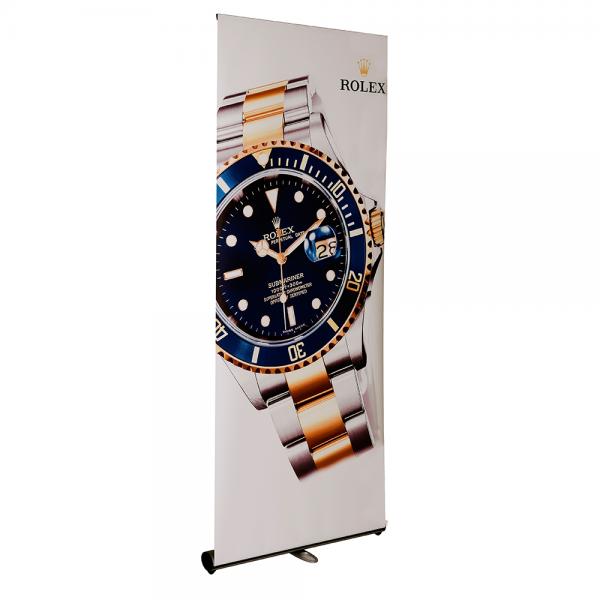 groot doek met horloge