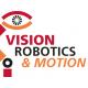 robot oog tekst